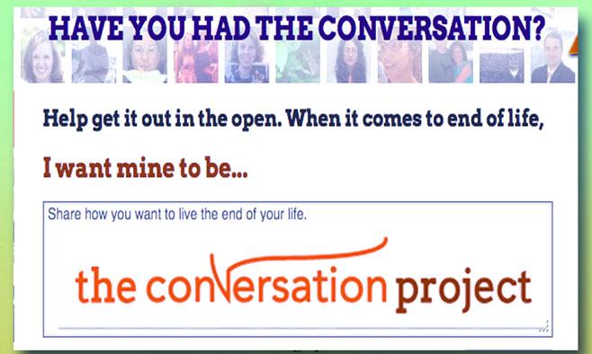Conversation Project l