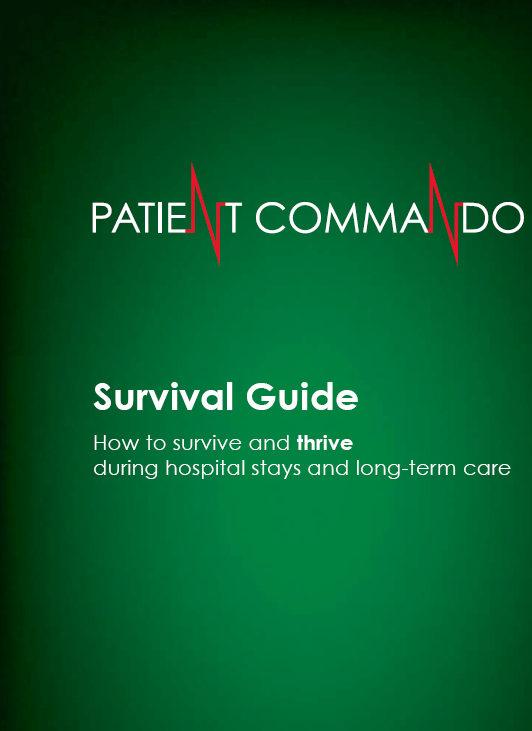 Patient Commando support guide